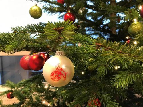 Das KI.M wünscht frohe Weihnachten!