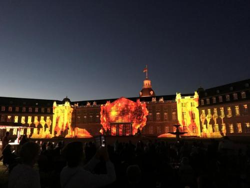 Schlosslichtspiele in Karlsruhe